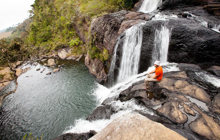 Horton Plains Nationalpark Sri Lanka Safari Wanderung