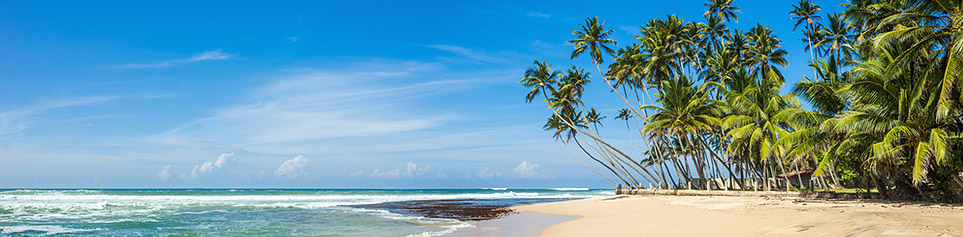 Sri Lanka Badeferien